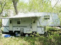 28.5' Wilderness Fifth/5th Wheel BH