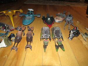 LOT OF STAR WARS SHIPS AND VEHICLES FOR SALE Peterborough Peterborough Area image 2