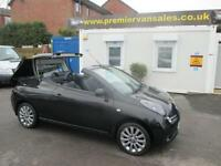2006 06 NISSAN MICRA 1.6 ESSENZA CC 109 BHP, ONLY 52,000 MLS, CLIMATE CONTROL, A