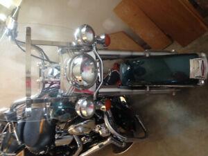 2000 Heritage Softail Classic Carburetor