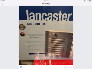 Humidifier, Air Purifier and Heater