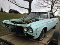 Parting Out: 1964 Dodge Polara