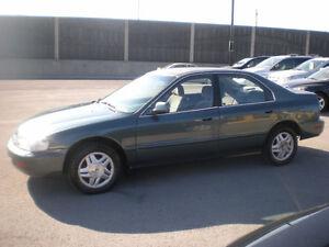 1996 Honda Accord EX, AUT.