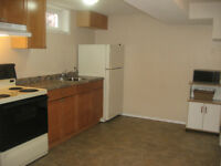 Basement Suite for Rent From May,2015 At Forest Grove Area