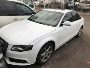 Audi A4 2009 Premium Package for sale