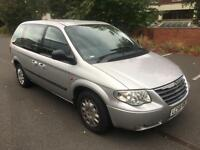 Chrysler Voyager 2.5CRD SE Touring. FULL SERVICE HIST. ONE OWNER. LOW MILES 88 K