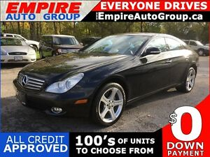 2008 MERCEDES-BENZ CLS-CLASS CLS550 * RWD * LEATHER * SUNROOF *