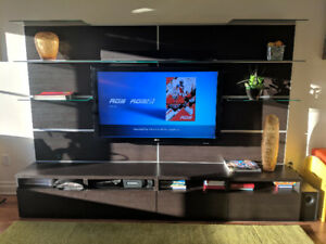 Meuble pour TV avec rangement - TV stand with storage