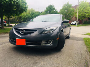 2010 Mazda 6 s GT :-  3.7L V6 GT 3.7L V6 (6-speed Automatic).