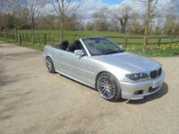 BMW 320 2.0TD Cd Sport CONVERTIBLE