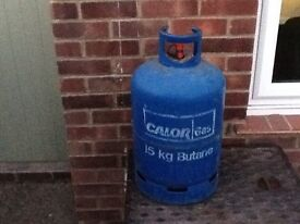 Colour Gas Cylinder