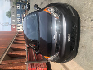 2013 Kia Rio hatchback, Sunroof, Back-up cam, Bluetooth, a/c
