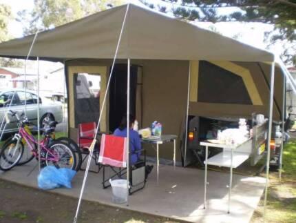 Camper Trailer Botany Botany Bay Area Preview