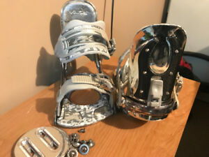 Ride snowbord bindings