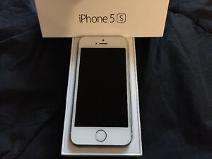 Iphone 5s White mint condition