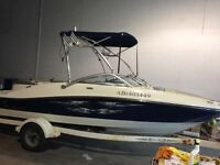 2008 searay boat