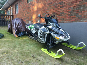 2012 Skidoo Summit X 163 etec