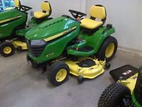 John Deere X500 Select-Series Garden Tractor - From $161/Month