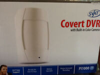 NANNYCAM! COVERT DVR WITH BUILT IN COLOR HIDDEN CAMERA