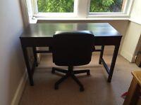 IKEA computer desk for sale .