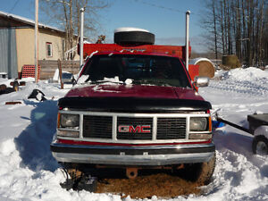 1992 GMC Welding Truck- Willing to separate Deck and Truck
