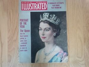 Special CoronationEdition of Illustrated magazine - June 6, 1953