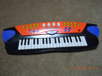 Toy Piano &Toy Guitar for toddlers
