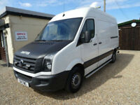Volkswagen Crafter 2.0TDi ( 136PS ) CR35 MWB high roof 6 speed