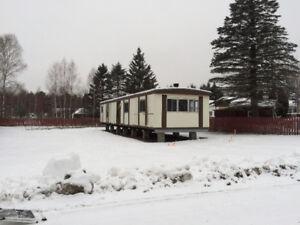 Maison mobile (Terrain loué), Shawinigan (St-Flore / Grand-Mère)