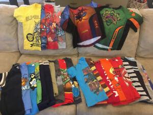 Tonnes of Boy's size 4-5 clothes
