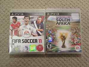 FIFA Soccer 2010 World Cup South Africa & FIFA 11 Kitchener / Waterloo Kitchener Area image 1