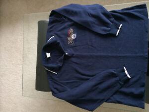 Oiler's Cotton Shirt * Size: Large *