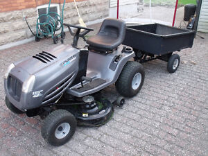 """Lawn tractor """"Murray"""""""