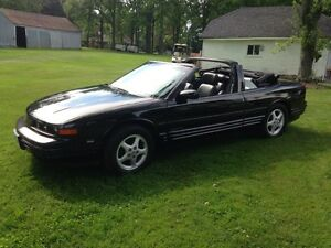 1993 Olds Cutlass Convertible - Trade for Truck with Plow