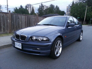 2000 BMW 323i excellent condition