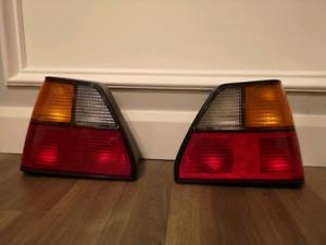 Volkswagen MK2 GTI golf lights