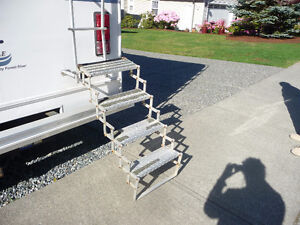 Stairs for Camper
