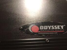 FZ12-MIXBL Odyssey Mixer Case , 12 Inch