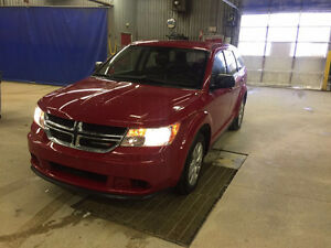2016 DODGE JOURNEY CANADA PACKAGE WITH 12000KMS. ONLY$18500!