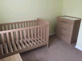 Mamas and Papas 3 piece nursery set