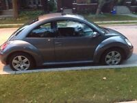 2007 GAS VW New Beetle