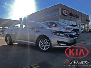 2012 Kia Optima LX+ | Heated Seats | Low KM!