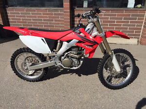 Super Clean CRF250R For Sale