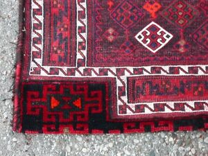 Antique Turkish Persian Middle East Tribal Oriental Rug London Ontario image 2