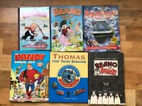 **Selection Of Annuals**