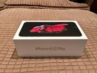 IPhone 6s Plus 128gb in space grey