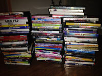 300 HINDI DVDS!!! all in great shape w case - $249 (metrotown)
