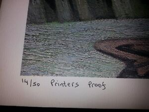 Printers Proofs of the Group of Seven 50% off Peterborough Peterborough Area image 8