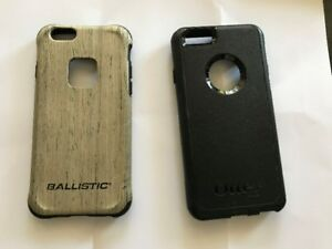 2 iPhone 6s Rugged Cases, Otterbox and Balistic