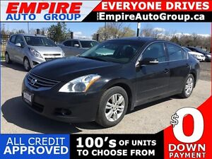 2010 NISSAN ALTIMA 2.5 SL * LEATHER * SUNROOF * POWER GROUP